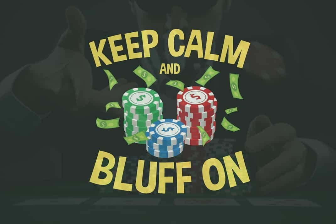 5 Gaya Menggertak Tersukses | Poker Online